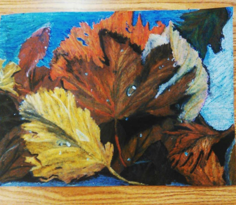 Josaephine Autumn Leaves