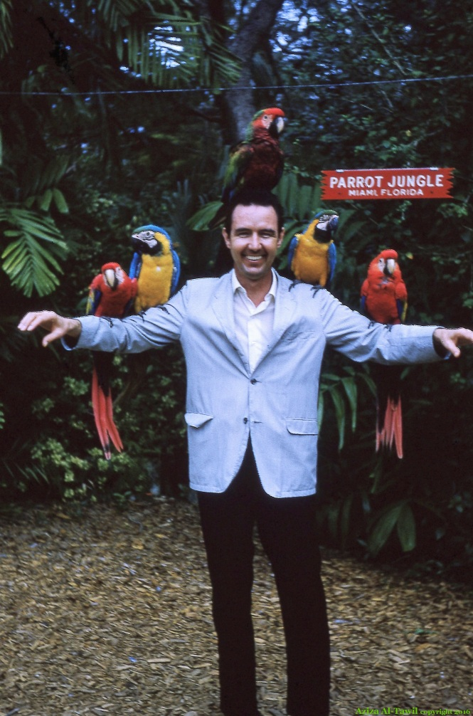Bill Johnson the Parrot Jungle Miami.jpg