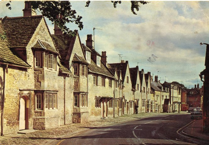 Jan's Postcard from England 1