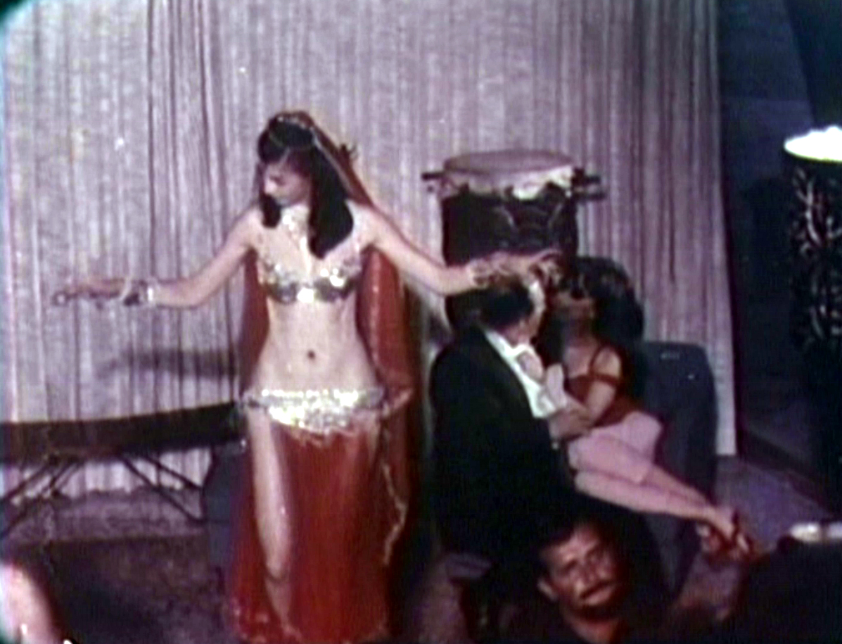 Honeymoon of Horror Mystery Belly Dancer