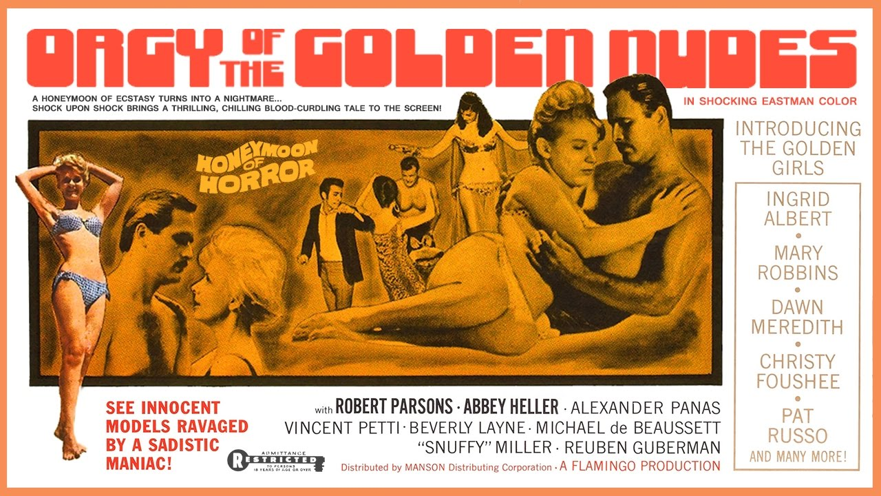 Orgy of the Golden Nudes