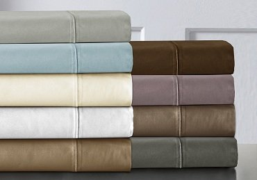 Chateau Home Collection 100% Egyptian Cotton Sheets 2