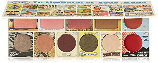 In the Balm of Your Hand Face Pallette