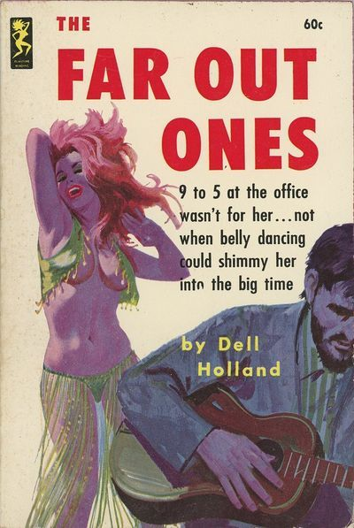 Vintage Far Out Ones Pulp