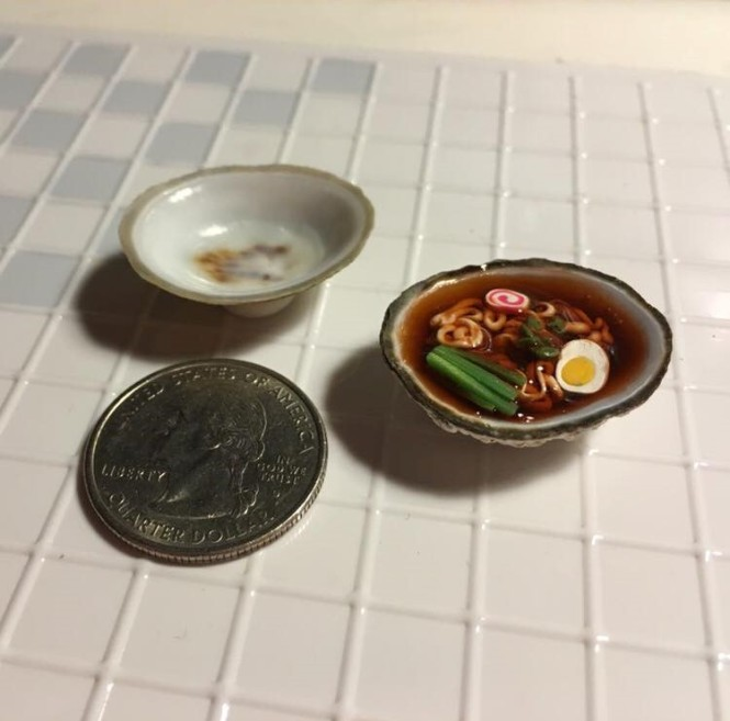 Gina's Miniature Soup and Bowls