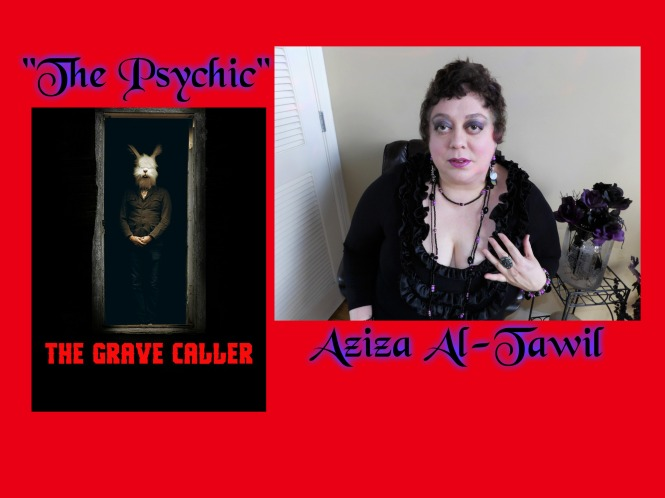 The Grave Caller Aziza PostcardEdit 3